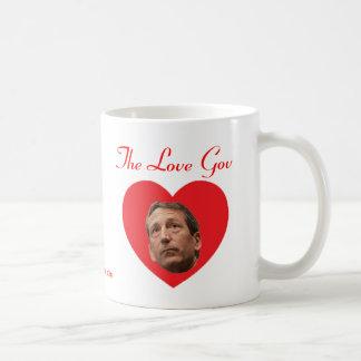 Mark Sanford: The Love Gov Classic White Coffee Mug
