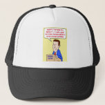 mark sanford wise latina woman trucker hat