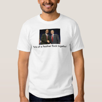 mark-sanford-with-bush, Birds of a feather floc... T Shirt