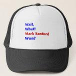 Mark Sanford Won Trucker Hat
