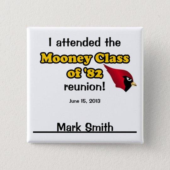 Mark Smith Pinback Button