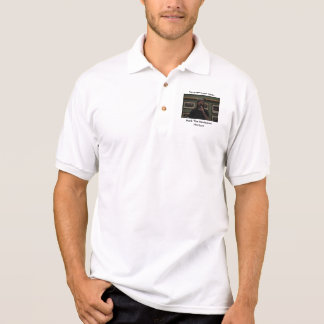 Mark 'The Marksman' Harrison Polo Shirt