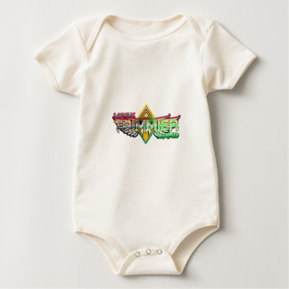Mark Trimmier Band Baby Bodysuit