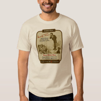 Mark Twain and Me: Making History Personalized Tee