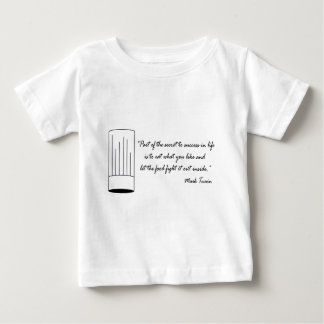 Mark Twain Food Quote Tshirts