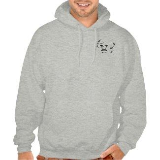 Mark Twain Hooded Sweatshirt