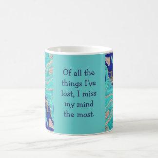 Mark Twain humor Coffee Mug