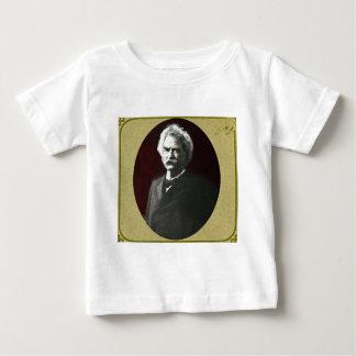 Mark Twain in a Lantern Slide by Drew of Boston Baby T-Shirt