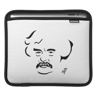 Mark Twain iPad Sleeve