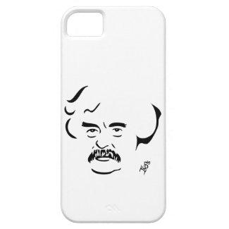 Mark Twain iPhone 5 Case