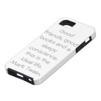 Mark Twain iPhone SE/5/5s Case