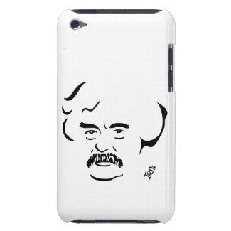 Mark Twain iPod Touch Case