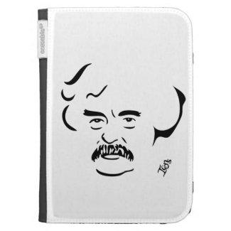 Mark Twain Kindle Case