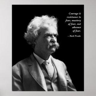Mark Twain Impresiones