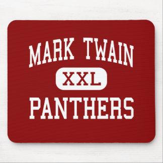 Mark Twain - Panthers - Junior - Modesto Mouse Mat