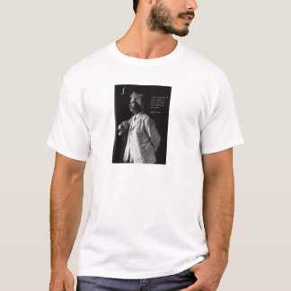 Mark Twain pipe smoker's tee shirt