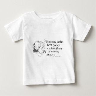Mark Twain Quote 4 Baby T-Shirt