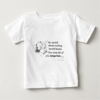 Mark Twain Quote 5 Baby T-Shirt