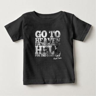 Mark Twain Quote Baby T-Shirt