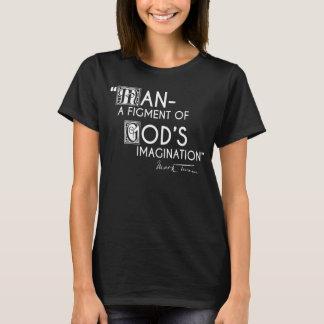 Mark Twain Quote (dark) T-Shirt
