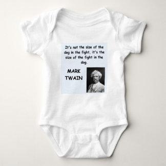 Mark Twain quote Tshirt
