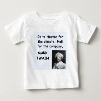 Mark Twain quote Tees