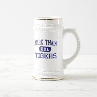 Mark Twain - Tigers - High - Center Missouri Mug