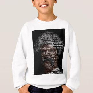 Mark Twain (TypeFace) Sweatshirt