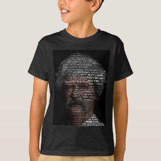 Mark Twain (TypeFace) T-Shirt