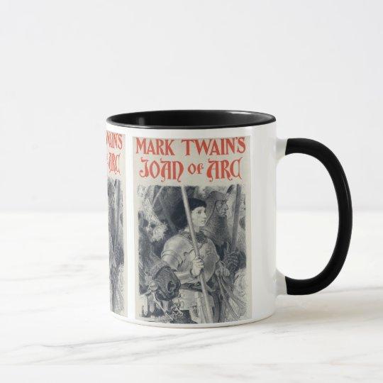 Mark Twain's Joan of Arc Mug
