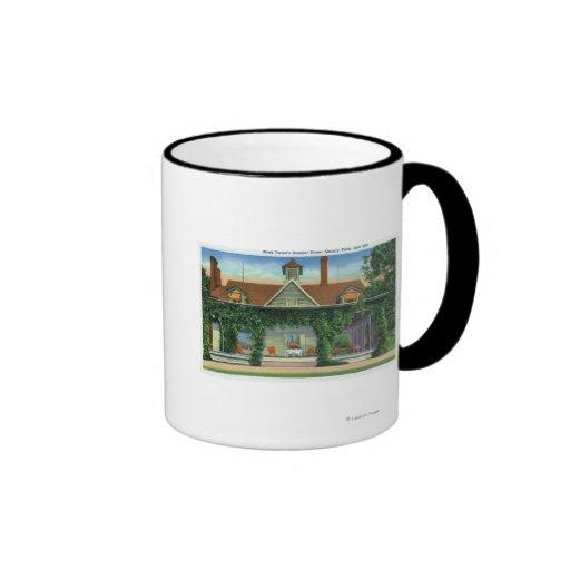 Mark Twain's Summer Home, Quarry Farm Mug