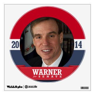 MARK WARNER CAMPAIGN ROOM GRAPHICS