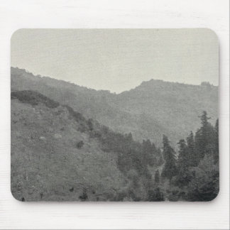 Mark West Hot Springs, California Mouse Pad