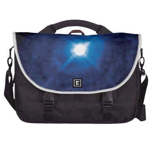Markarian 509 laptop messenger bag