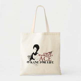 Marked by Ace Tote Canvas Bag