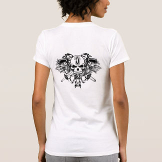 Marked by Bren T-Shirt (Logo Back)