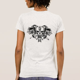 Marked by Jas T-Shirt (Logo Back)