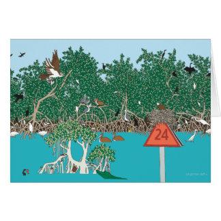 Marker 24 card