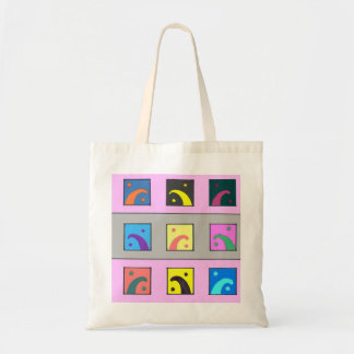 Marker Art Tote Bag