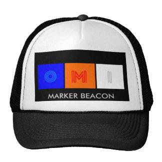 marker beacon, MARKER BEACON Trucker Hat