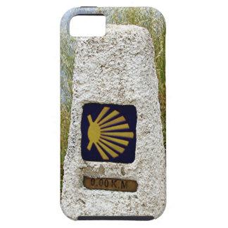 Marker Zero at Cape Finisterre, Spain iPhone SE/5/5s Case
