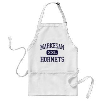 Markesan - Hornets - High - Markesan Wisconsin Apron