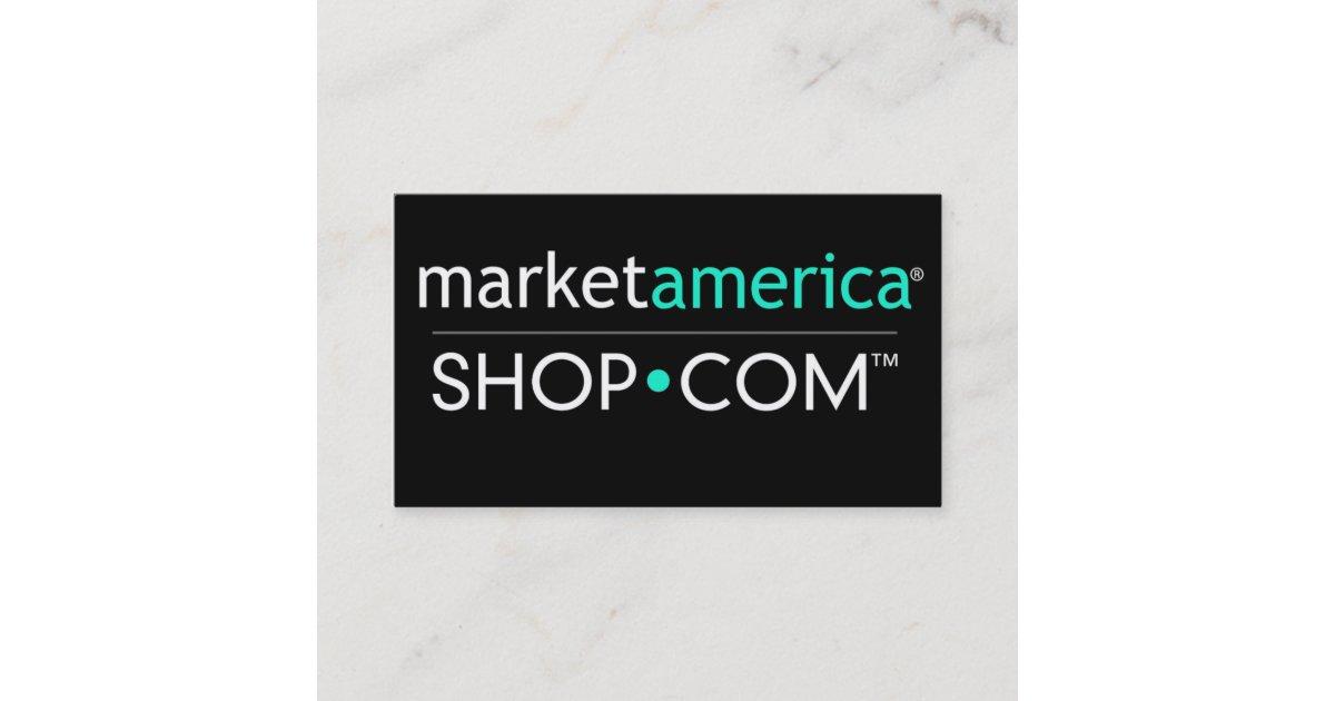 market America Business Card