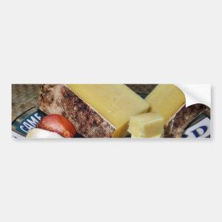 Market Cheddar Bumper Sticker