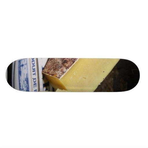 Market Cheddar Skate Board Decks