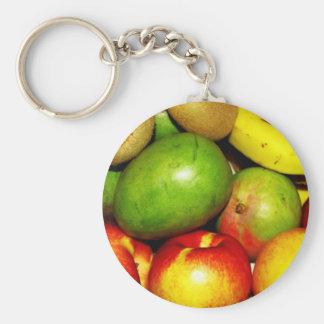 Market Day Fresh Produce Key Chains