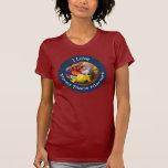Market Flowers T-shirts