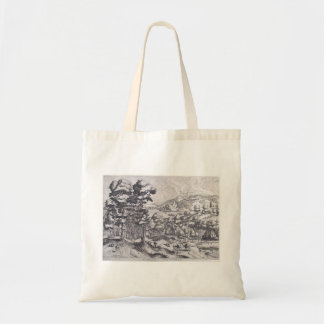 Market for the country by Pieter Bruegel the Elder Tote Bags