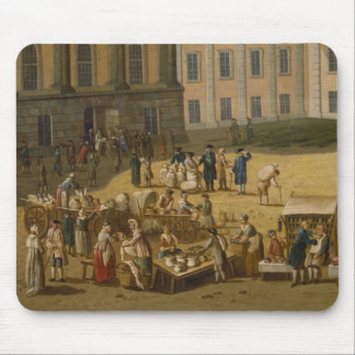 Market in the Alter Markt, Potsdam, 1772 Mouse Pad