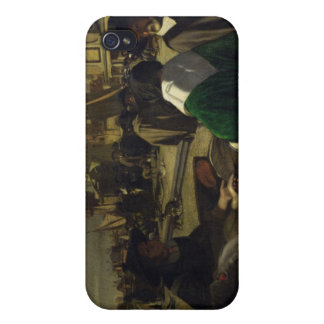 Market in the Hague, c.1660 iPhone 4/4S Cover